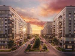Квартиры от 2,7 млн в 10 мин от м. Бунинская аллея Жилой комплекс в 11 км от МКАД